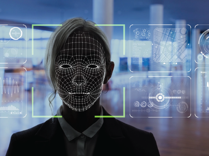 AI has blessed the world with facial recognition