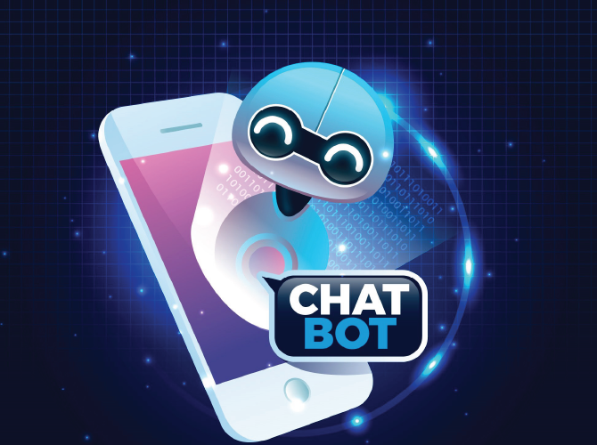 AI chatbot is a conversational tool that has the ability to talk to humans