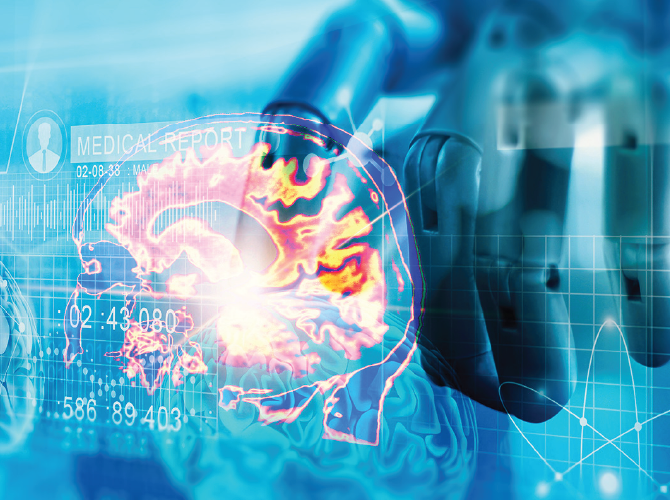 75% of the healthcare industrialists are expected to come up with AI-assisted treatments