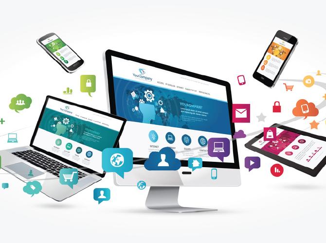 web & application design and development