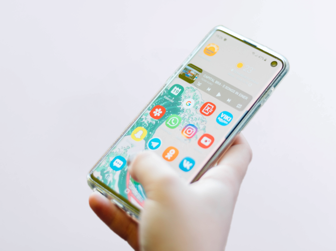 UI design trends for the year 2020.