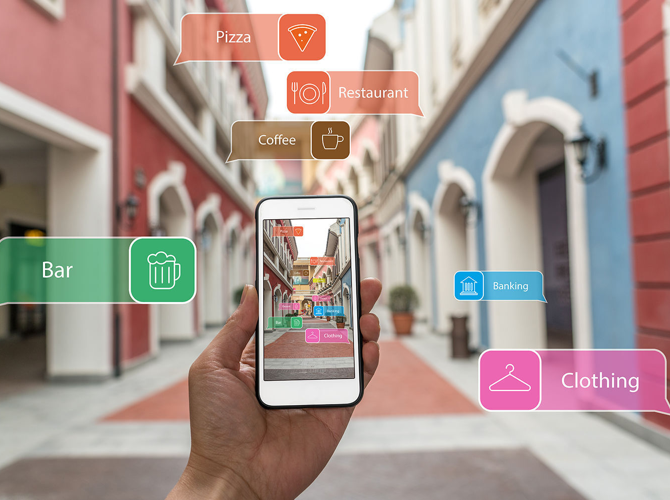 Augmented reality will become a road changer for advertising market in 2020