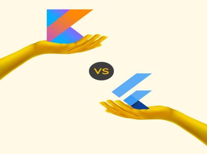 Flutter vs Kotlin