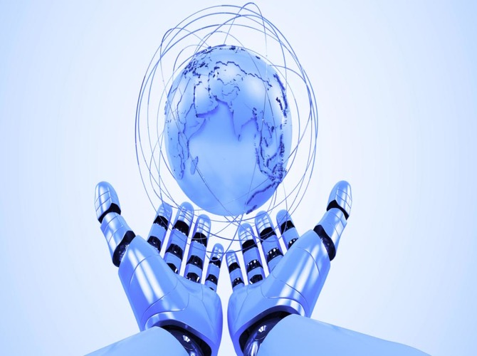 AI changing the world