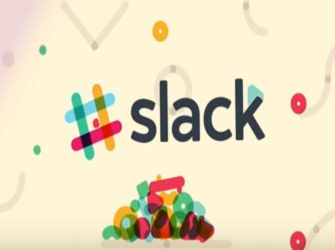 Slack application review