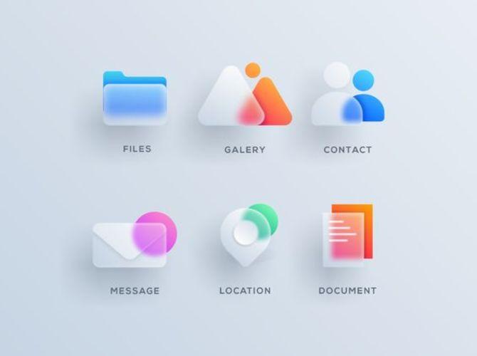Mobile apps for web designer