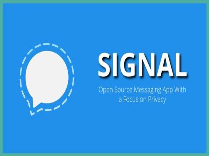 Signal UI/UX review
