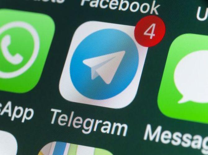 Telegram UI/UX Review