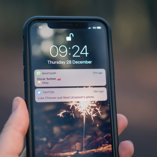 Timely notifications enhance UX