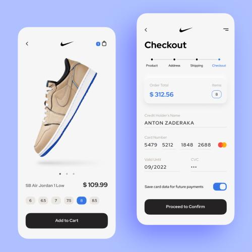 step-5 of e-commerce app