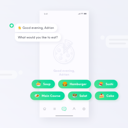 ChatBot in Web Design