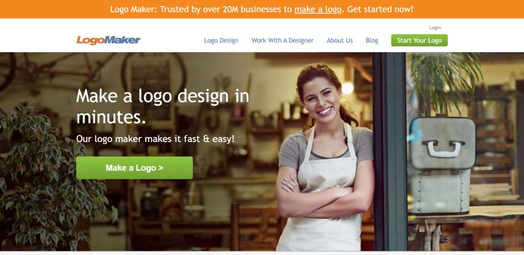 LogoMaker for Logo Design