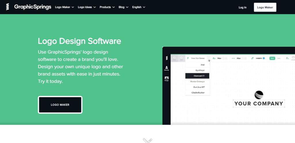 GraphicSpring for Logo Design