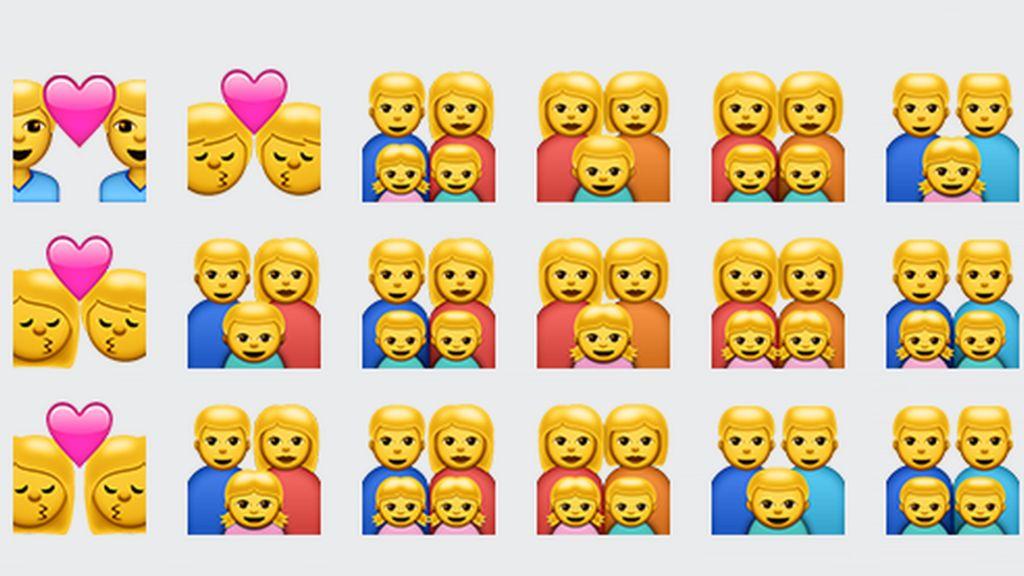 Lgbtq emoticons in AI chatbot
