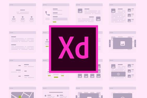 Adobe XD in mobile app