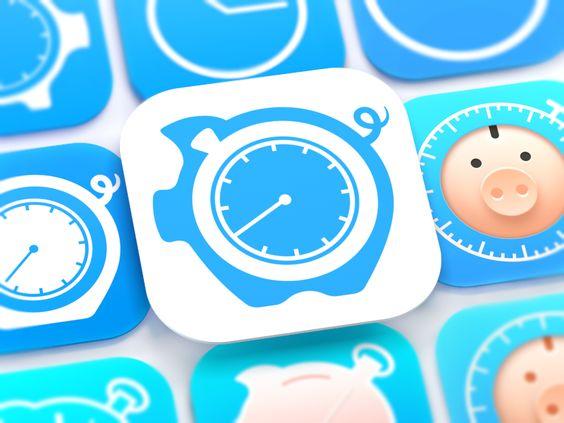 Hours Tracker mobile app