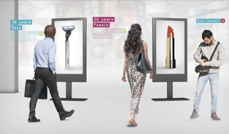 advertising with computer vision