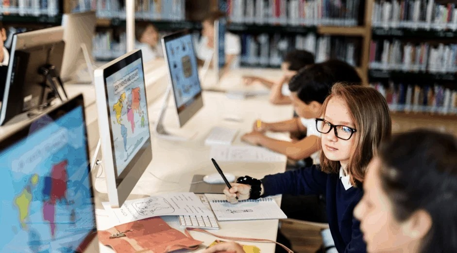 education with computer vision