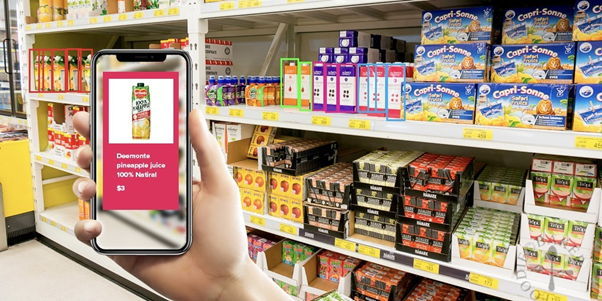 Image Recognition in Retail Industry