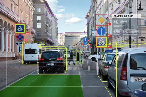 Computer vision in automotive industry