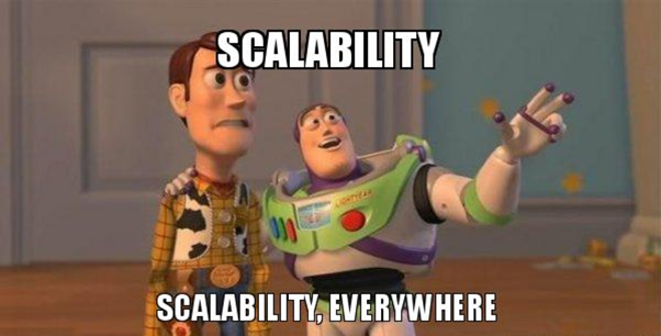 scalability in node.js