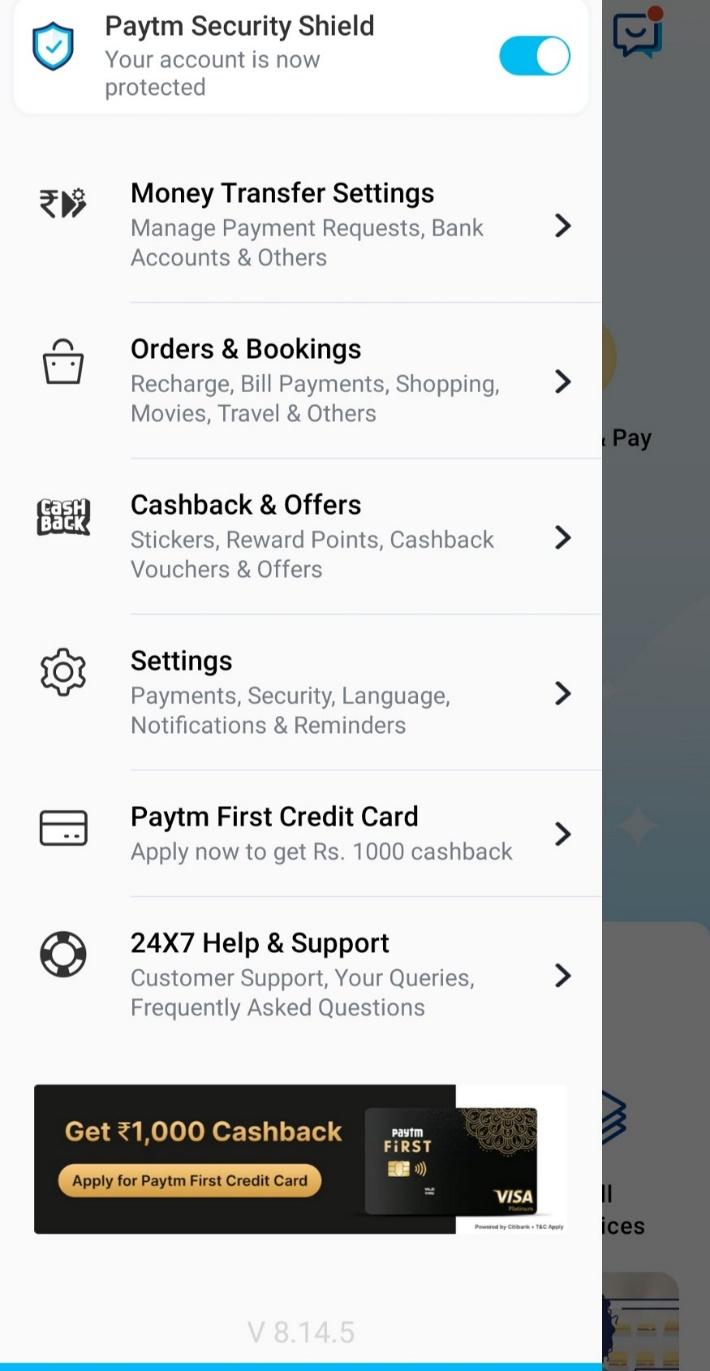 paytm app design review