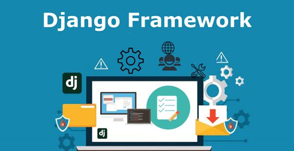 Uses of Django framework