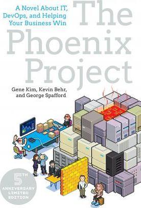 the phoenix project devops
