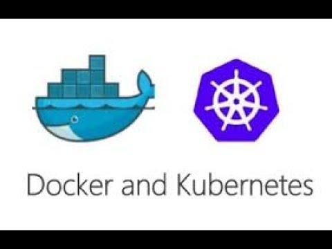 Docker and Kubernetes Devops