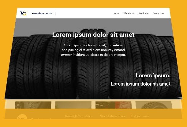 CreateBytes' work for Vaan Automotives